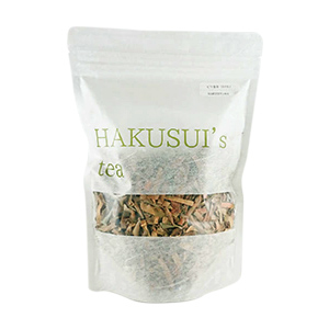 HAKUSUI's tea ビワ葉茶(短冊)ティーパック20個付