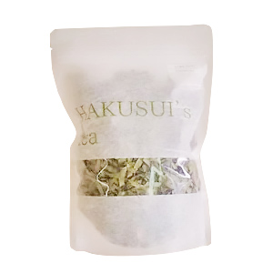 HAKUSUI's tea 国産 カキ葉茶