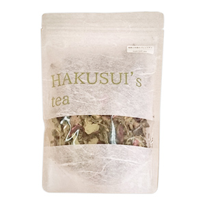 HAKUSUI's tea 風邪の季節のブレンドティ