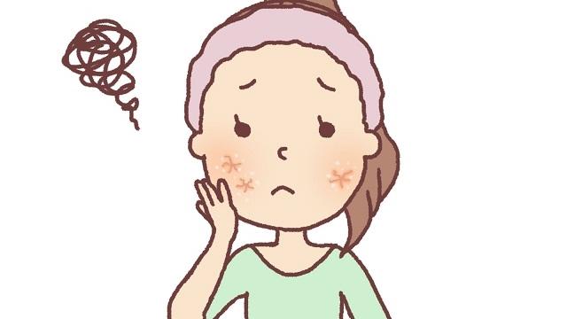 🌸『花粉症乾燥肌』🌺