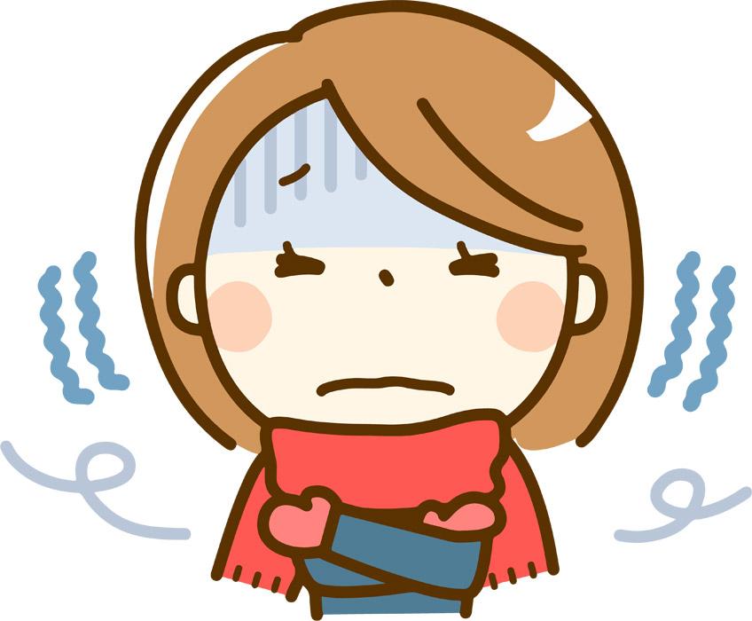 冬は寒さ対策を万全に!体を温める食材を積極的に♪